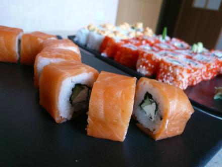 Фото-2256 | суши, роллы, сашими