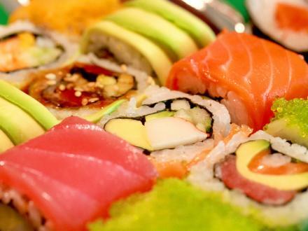   Sushi Time   суши, роллы, сашими