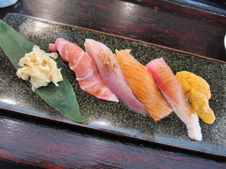 01.16.12 Kiyokawa Japanese Restaurant