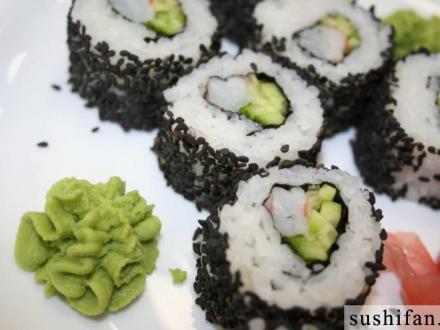 блэк маки от Суши Экспресс | Фото-3179 | суши, роллы, сашими