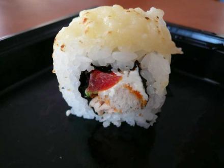 ролл цезарь маки | Фото-3510 | суши, роллы, сашими