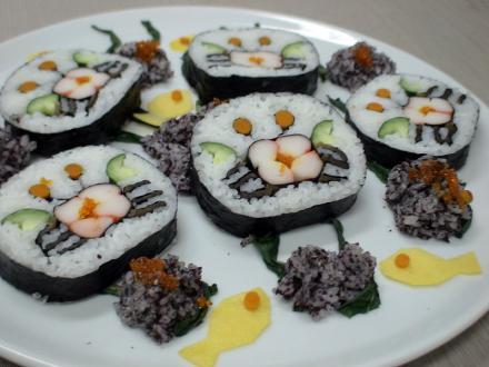 | суши-крабики | суши, роллы, сашими