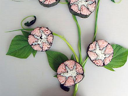 | суши-цветы | суши, роллы, сашими