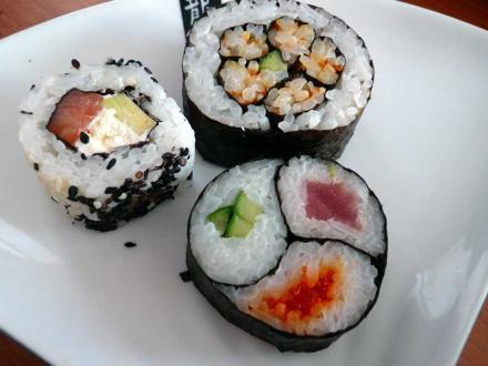 | ассорти роллы) | суши, роллы, сашими