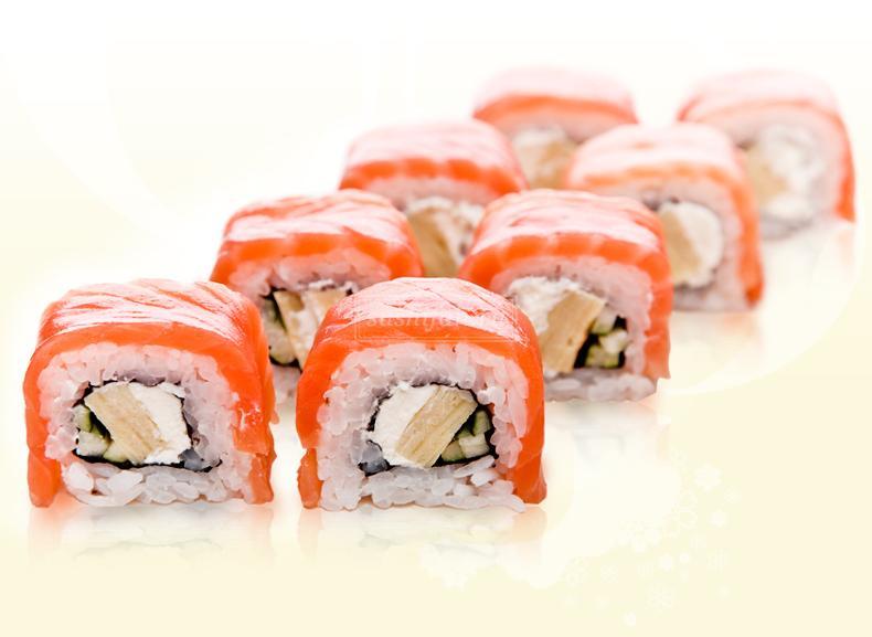 ешьте суши омск