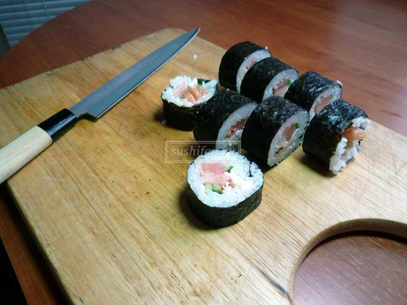 Суши делаем сами рецепты с фото