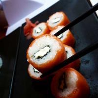 ролл филадельфия классик | любимая фила) | суши, роллы, сашими