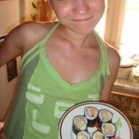 | Заказываю суши постоянно, но когда есть время, могу их и приготовить) | суши, роллы, сашими