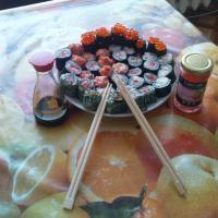 проба пера! | Фото- | суши, роллы, сашими
