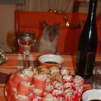 | Фото- | суши, роллы, сашими