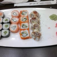 | Планета суши ТОПСЕТ 630 руб) | суши, роллы, сашими