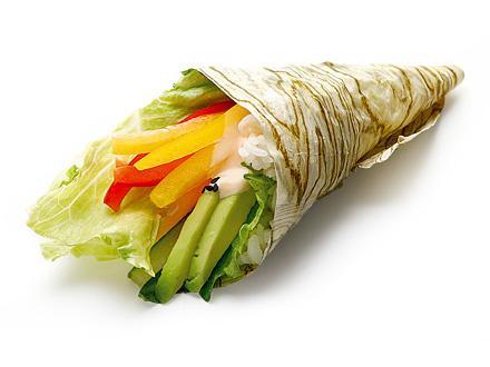 Ясай темаки | суши, роллы, сашими