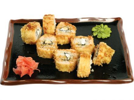 Суши темпура рецепт с фото