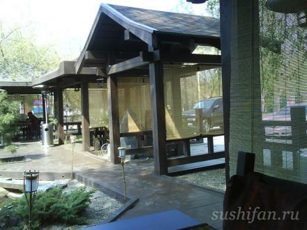 киото на улице | суши, роллы, сашими