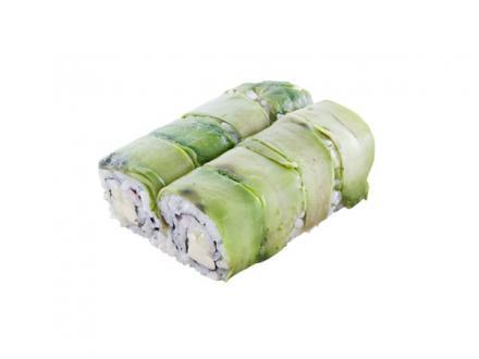 Дакота: Снежный краб, огурец, авокадо, сливочный сыр | суши, роллы, сашими