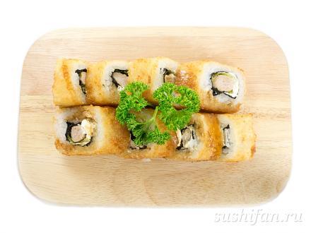 Нику маки | суши, роллы, сашими