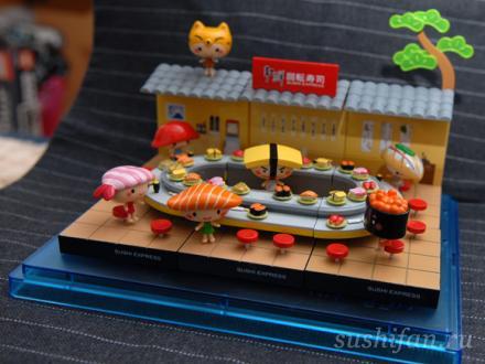 суши домик | суши, роллы, сашими