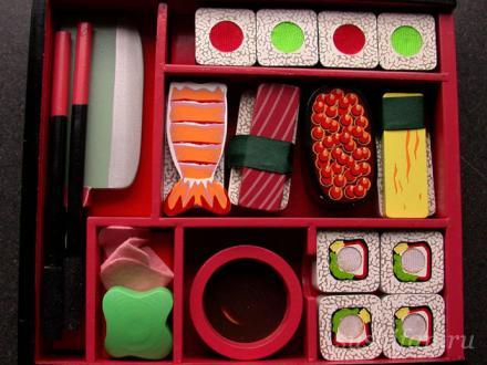 Суши наборы для самых маленьких | суши, роллы, сашими