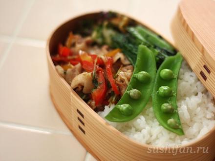 | Ланч по-японски | суши, роллы, сашими