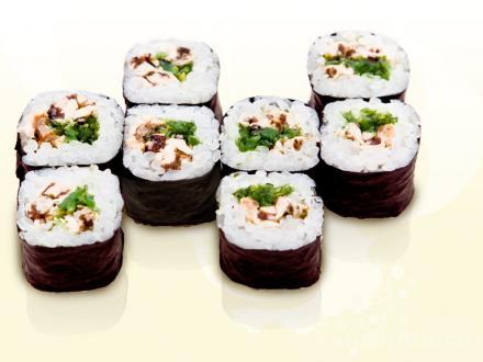 Каясэ-маки | суши, роллы, сашими