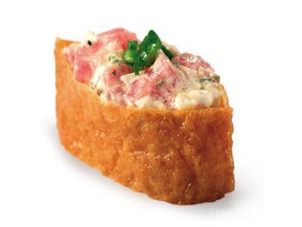 Санингуми инари гункан | суши, роллы, сашими