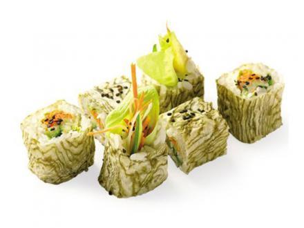 Комбу ясай маки  | суши, роллы, сашими