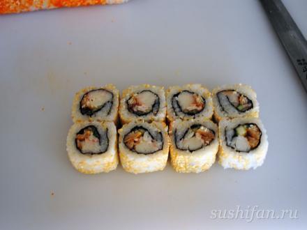 Суши и роллы — 24 рецепта с фотографиями. Как приготовить ...