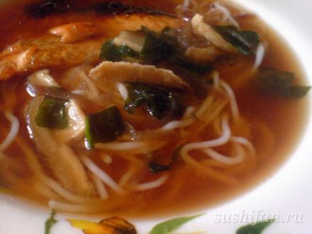 Мисо-суп | суши, роллы, сашими