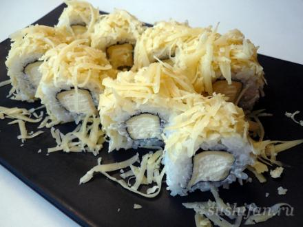 Чиз маки | суши, роллы, сашими