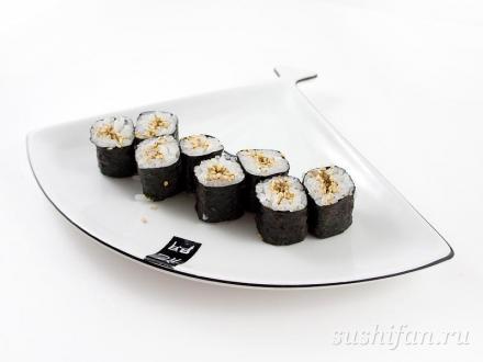 Хосомаки с кунжутом | суши, роллы, сашими