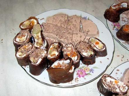сладкие роллы | суши, роллы, сашими