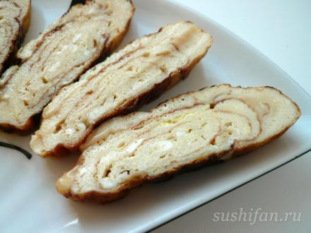 Томаго по-домашнему | суши, роллы, сашими