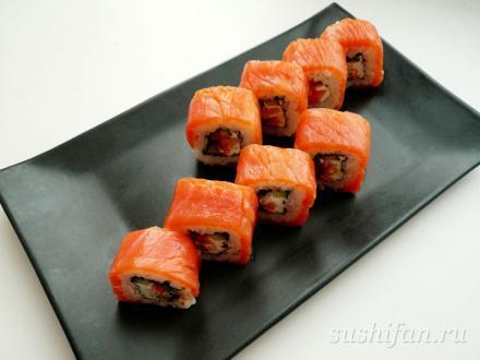 Фила микс | суши, роллы, сашими