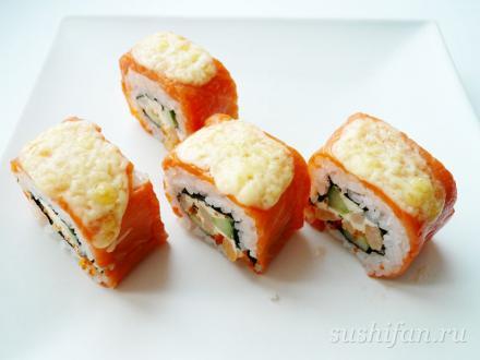 Горячие маки суши | суши, роллы, сашими