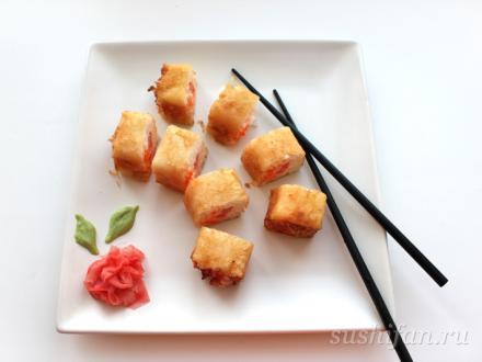 харумаки | суши, роллы, сашими