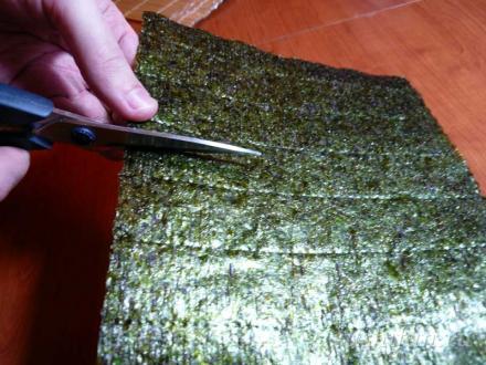 Как сделать роллы с угрем
