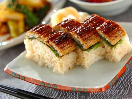 рецепт осидзуси унаги | суши, роллы, сашими