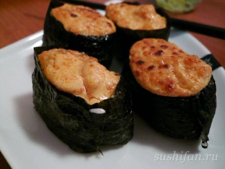 Гунканы 37.5 | суши, роллы, сашими