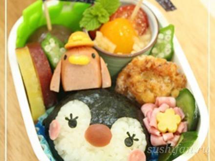 бенто | суши, роллы, сашими
