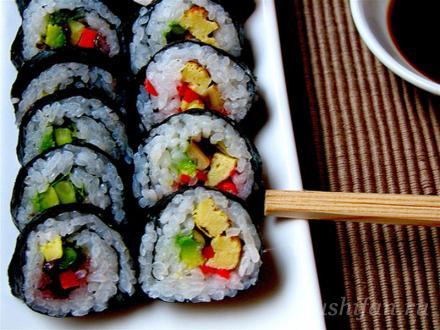 футомаки | суши, роллы, сашими