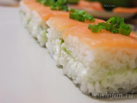 Осидзуси | суши, роллы, сашими