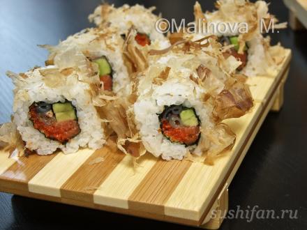 Бинито маки | суши, роллы, сашими