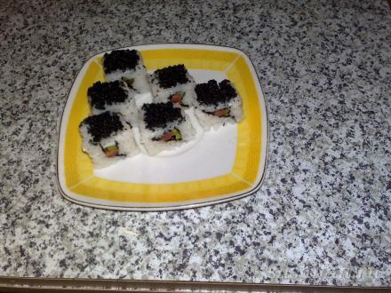 Блэк спайси футо-маки | суши, роллы, сашими