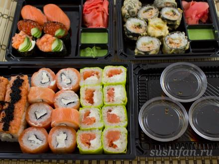 "Доставка ""Сатори"" | суши, роллы, сашими"