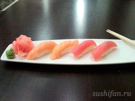 суши | суши, роллы, сашими