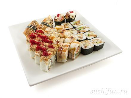 Сатори - Иркутск. И на старуху бывает проруха... | суши, роллы, сашими