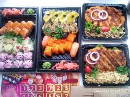 наш заказ в суши студио | суши, роллы, сашими