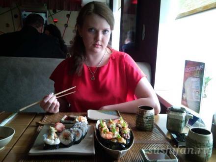   суши, роллы, сашими