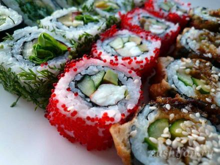 "набор ""ханами"" | суши, роллы, сашими"