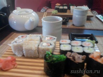 сушиед   суши, роллы, сашими